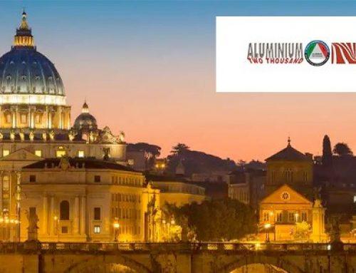 Aluminium 2000 Rome